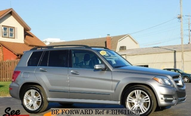 Used 2014 MERCEDES-BENZ GLK-CLASS BH611630 for Sale