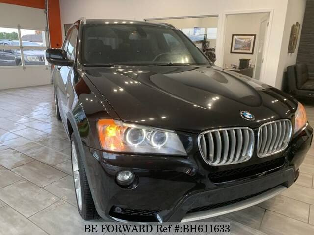 Used 2012 BMW X3 BH611633 for Sale