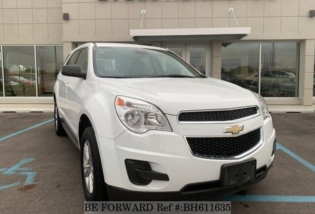 Used 2015 CHEVROLET EQUINOX BH611635 for Sale