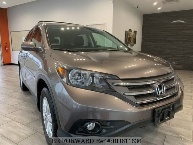 Used 2012 HONDA CR-V BH611636 for Sale