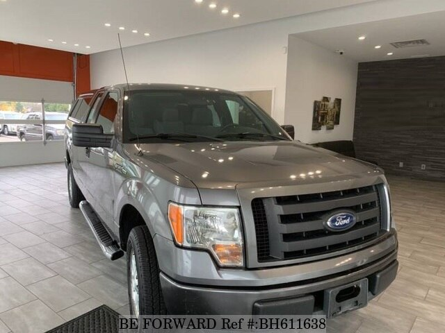 Used 2011 FORD F150 BH611638 for Sale
