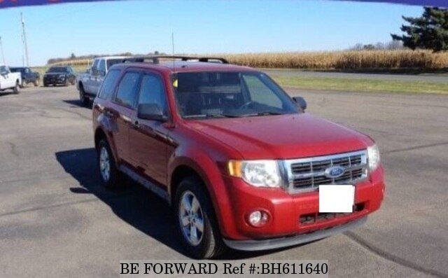 Used 2011 FORD ESCAPE BH611640 for Sale