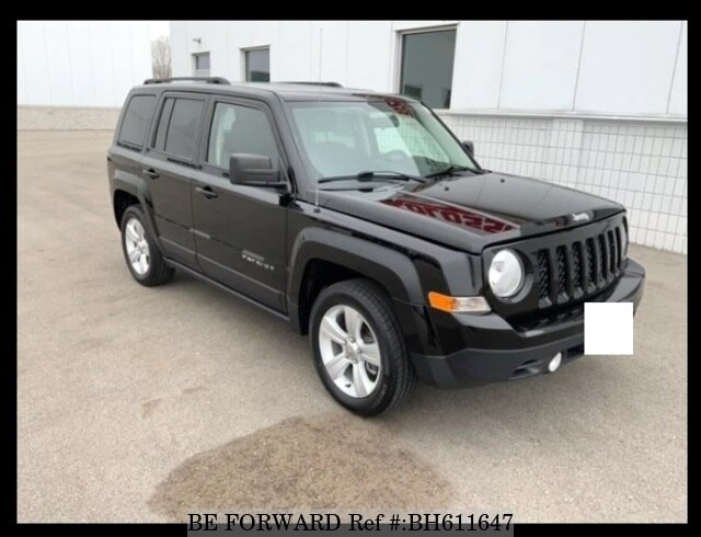 Used 2014 JEEP PATRIOT BH611647 for Sale