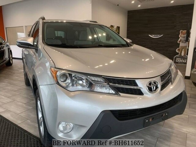 Used 2013 TOYOTA RAV4 BH611652 for Sale