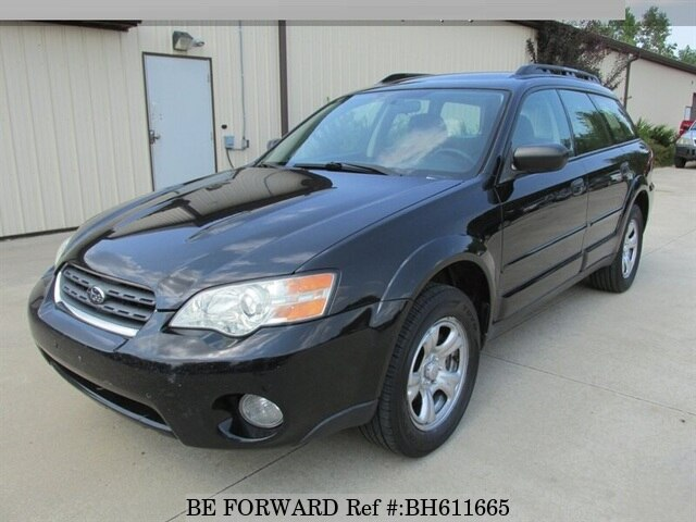 Used 2007 SUBARU OUTBACK BH611665 for Sale