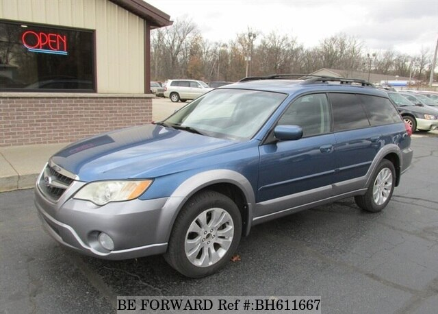 Used 2009 SUBARU OUTBACK BH611667 for Sale