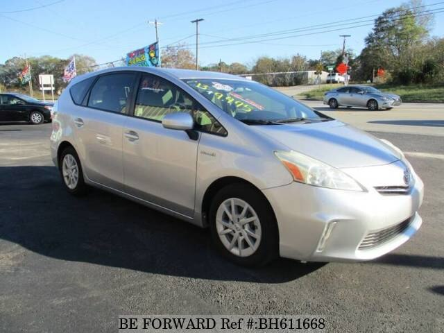 Used 2013 TOYOTA PRIUS BH611668 for Sale
