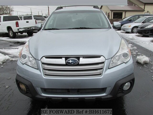 Used 2014 SUBARU OUTBACK BH611672 for Sale