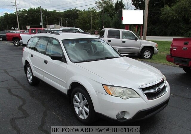 Used 2009 SUBARU OUTBACK BH611673 for Sale