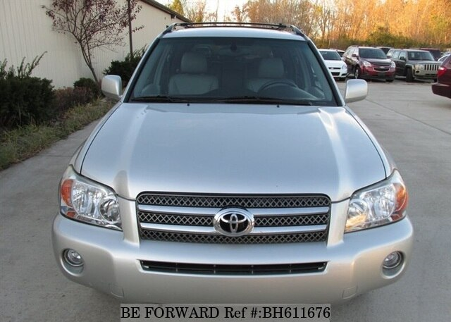 Used 2006 TOYOTA HIGHLANDER BH611676 for Sale