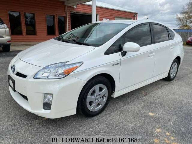 Used 2011 TOYOTA PRIUS BH611682 for Sale