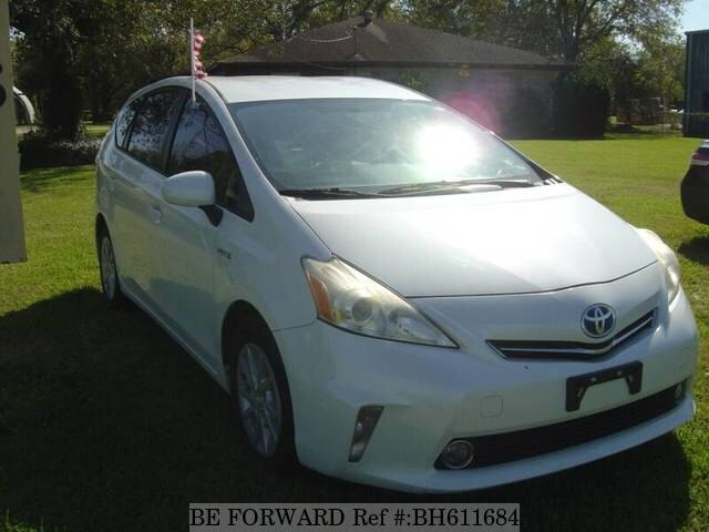 Used 2013 TOYOTA PRIUS BH611684 for Sale