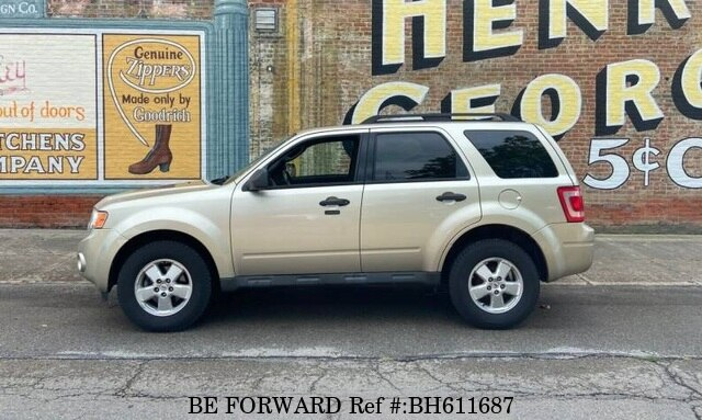 Used 2010 FORD ESCAPE BH611687 for Sale