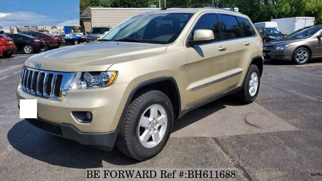Used 2011 JEEP GRAND CHEROKEE BH611688 for Sale
