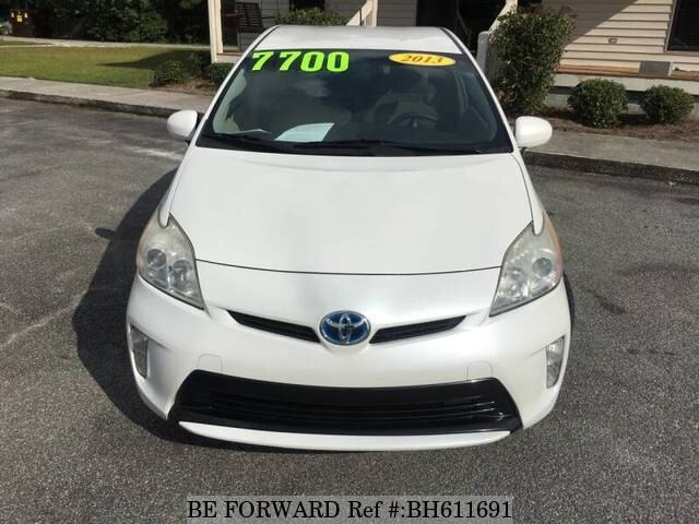 Used 2013 TOYOTA PRIUS BH611691 for Sale