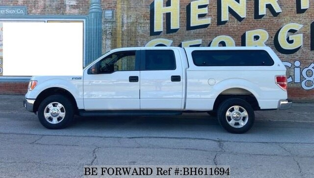 Used 2014 FORD F150 BH611694 for Sale