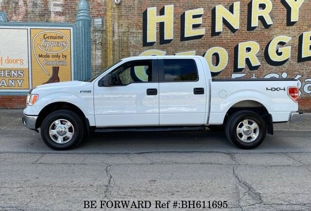 Used 2014 FORD F150 BH611695 for Sale