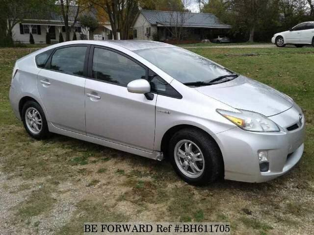 Used 2011 TOYOTA PRIUS BH611705 for Sale