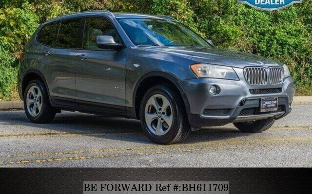 Used 2011 BMW X3 BH611709 for Sale