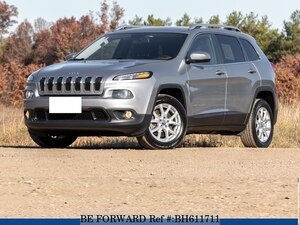 Used 2015 JEEP CHEROKEE BH611711 for Sale