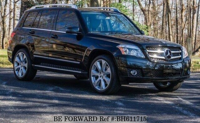 Used 2010 MERCEDES-BENZ GLK-CLASS BH611715 for Sale