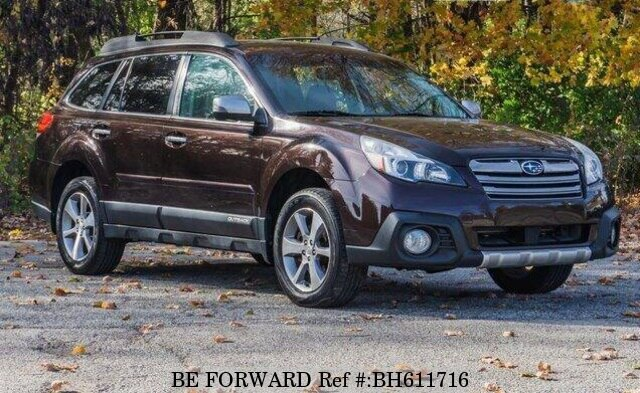 Used 2013 SUBARU OUTBACK BH611716 for Sale
