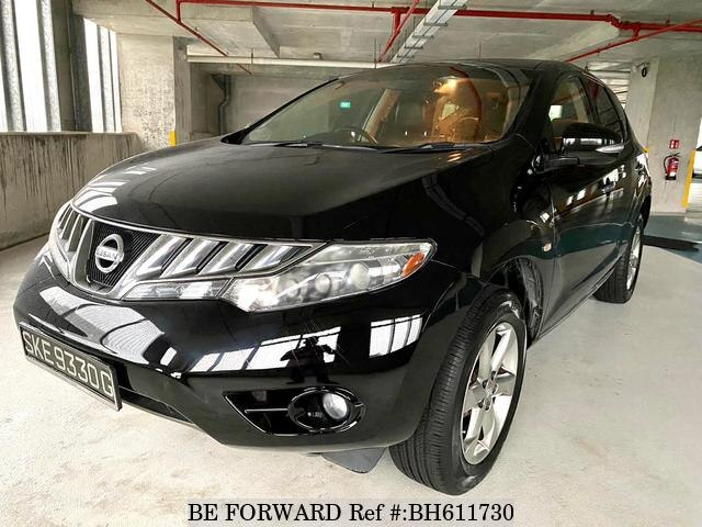 Used 2012 NISSAN MURANO BH611730 for Sale