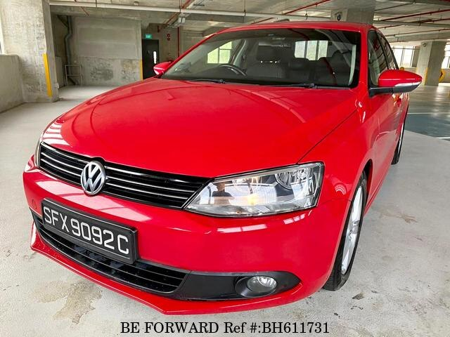 Used 2012 VOLKSWAGEN JETTA BH611731 for Sale