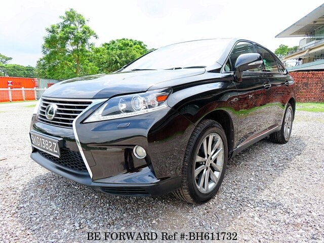 Used 2012 LEXUS RX BH611732 for Sale