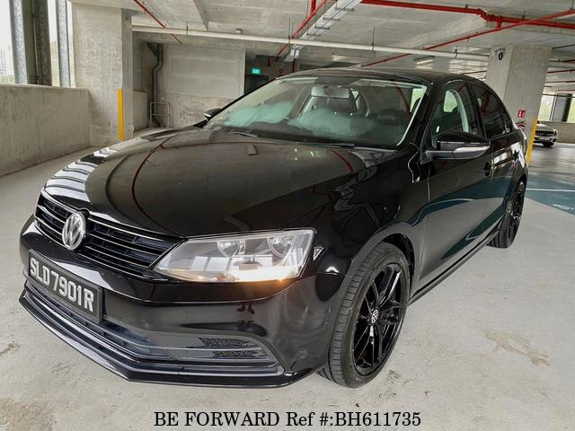 Used 2016 VOLKSWAGEN JETTA BH611735 for Sale