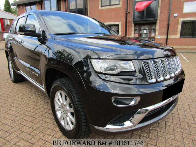 Used 2014 JEEP GRAND CHEROKEE BH611746 for Sale
