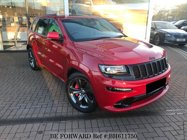 Used 2015 JEEP GRAND CHEROKEE BH611750 for Sale