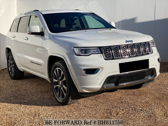 Used 2018 JEEP GRAND CHEROKEE BH611756 for Sale