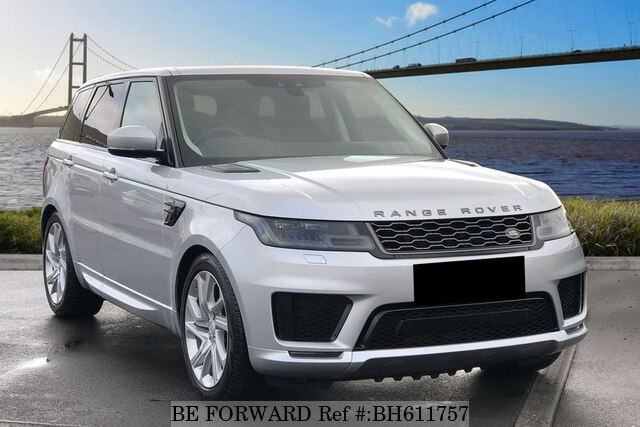 Used 2020 LAND ROVER RANGE ROVER SPORT BH611757 for Sale