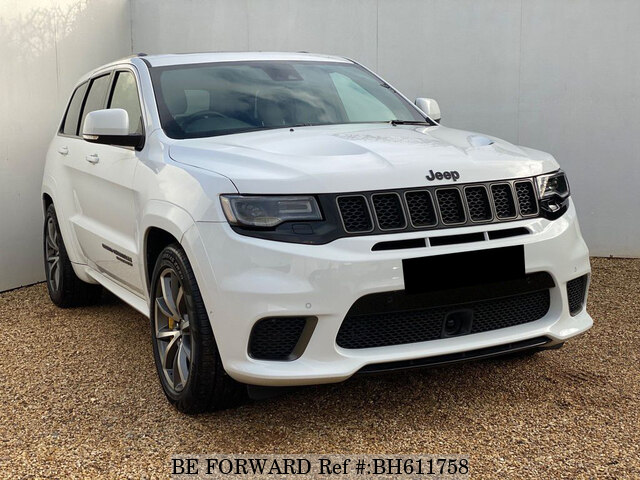 Used 2020 JEEP GRAND CHEROKEE BH611758 for Sale