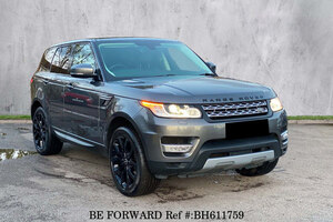 Used 2015 LAND ROVER RANGE ROVER SPORT BH611759 for Sale