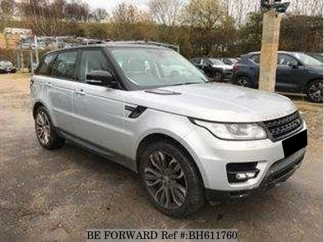 Used 2015 LAND ROVER RANGE ROVER SPORT BH611760 for Sale