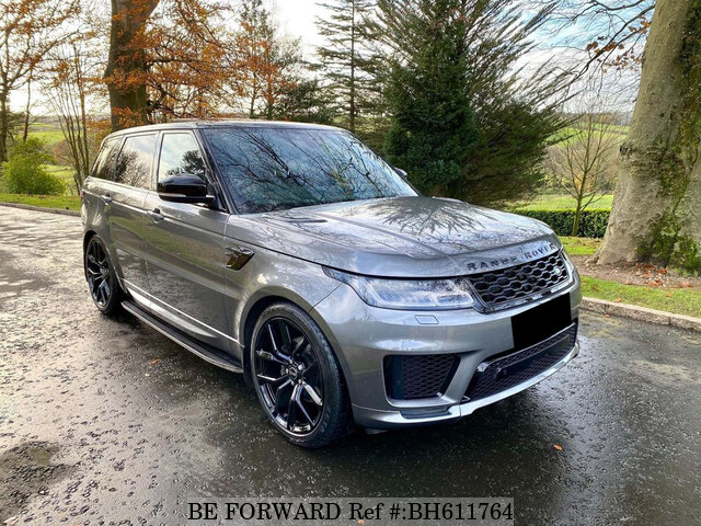 Used 2018 LAND ROVER RANGE ROVER SPORT BH611764 for Sale