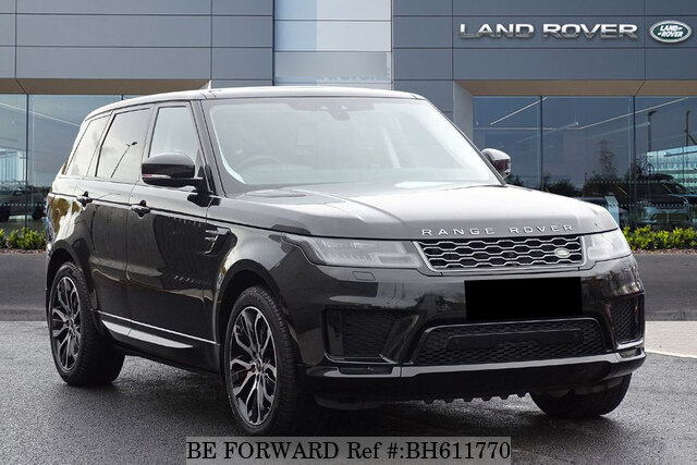 Used 2020 LAND ROVER RANGE ROVER SPORT BH611770 for Sale