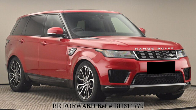 Used 2019 LAND ROVER RANGE ROVER SPORT BH611779 for Sale