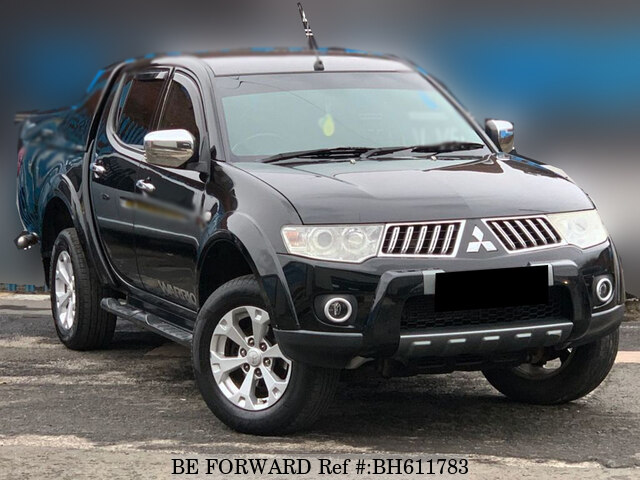 Used 2010 MITSUBISHI L200 BH611783 for Sale