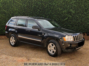 Used 2005 JEEP GRAND CHEROKEE BH611812 for Sale