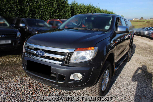 Used 2012 FORD RANGER BH611816 for Sale