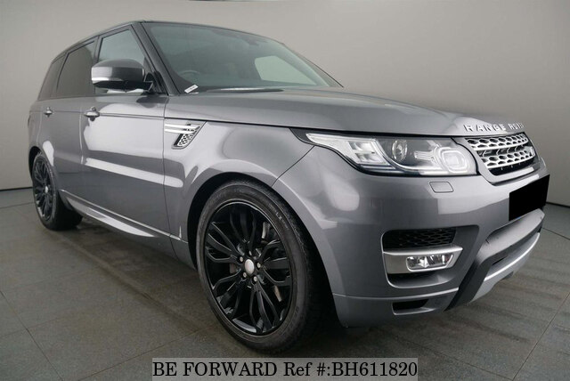 Used 2017 LAND ROVER RANGE ROVER SPORT BH611820 for Sale