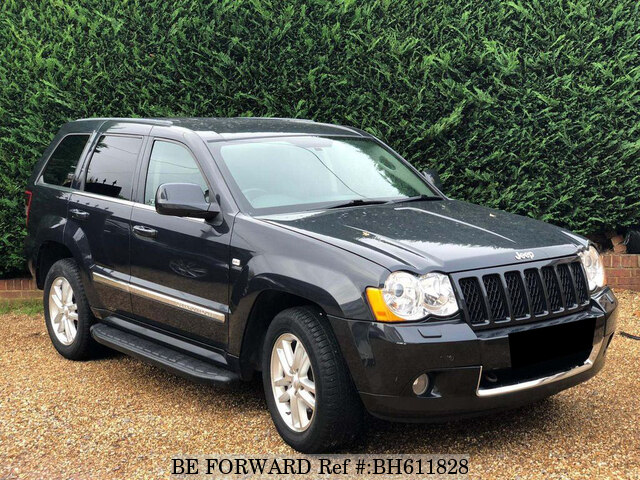 Used 2010 JEEP GRAND CHEROKEE BH611828 for Sale