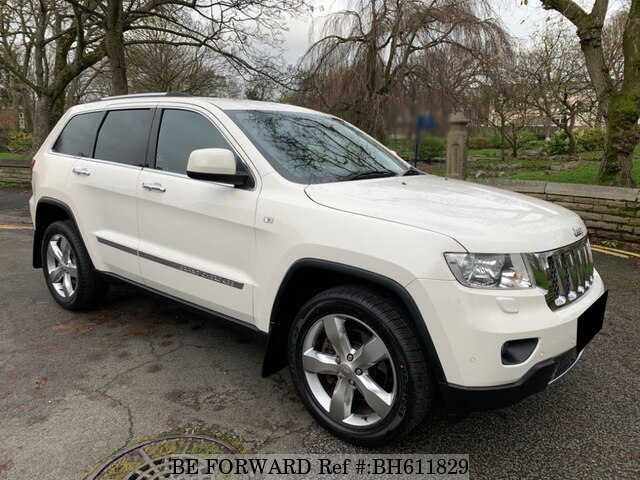 Used 2012 JEEP GRAND CHEROKEE BH611829 for Sale