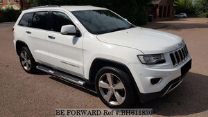 Used 2013 JEEP GRAND CHEROKEE BH611830 for Sale