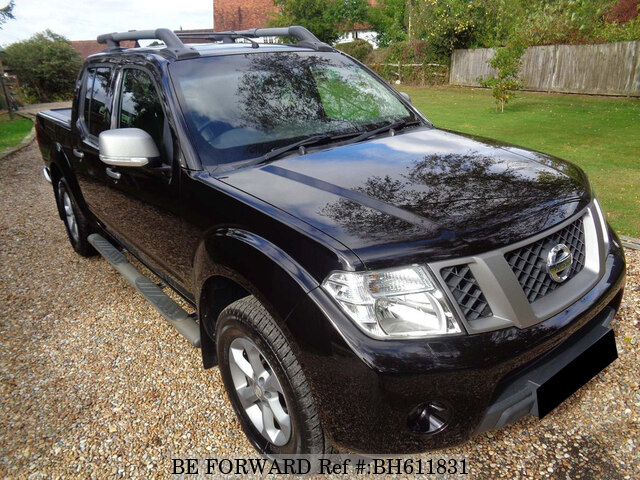 Used 2013 NISSAN NAVARA BH611831 for Sale