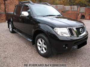 Used 2011 NISSAN NAVARA BH611833 for Sale