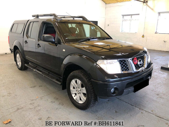 Used 2006 NISSAN NAVARA BH611841 for Sale